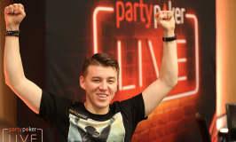 Team partypoker at the WSOP: Filatov Deep In Main
