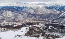 Снежный рай. 5 видов активного отдыха в Сочи в январе