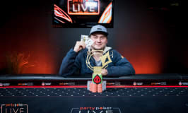 Michael Sklenicka Wins the partypoker LIVE MILLIONS North America Finale for CA$242,370!