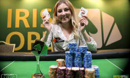 Rachel Heneghan Wins the partypoker Irish Open Ladies Event