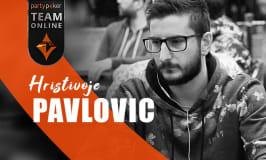Павлович - второй член стриминговой команды Team Online