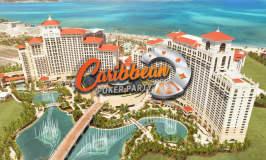 Caribbean Poker Party começa nesta sexta nas Bahamas