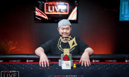 David Shao Wins the partypoker MILLIONS North America $1,100 Turbo