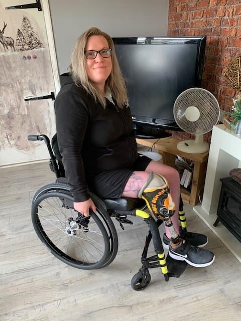 Wheelchair funding