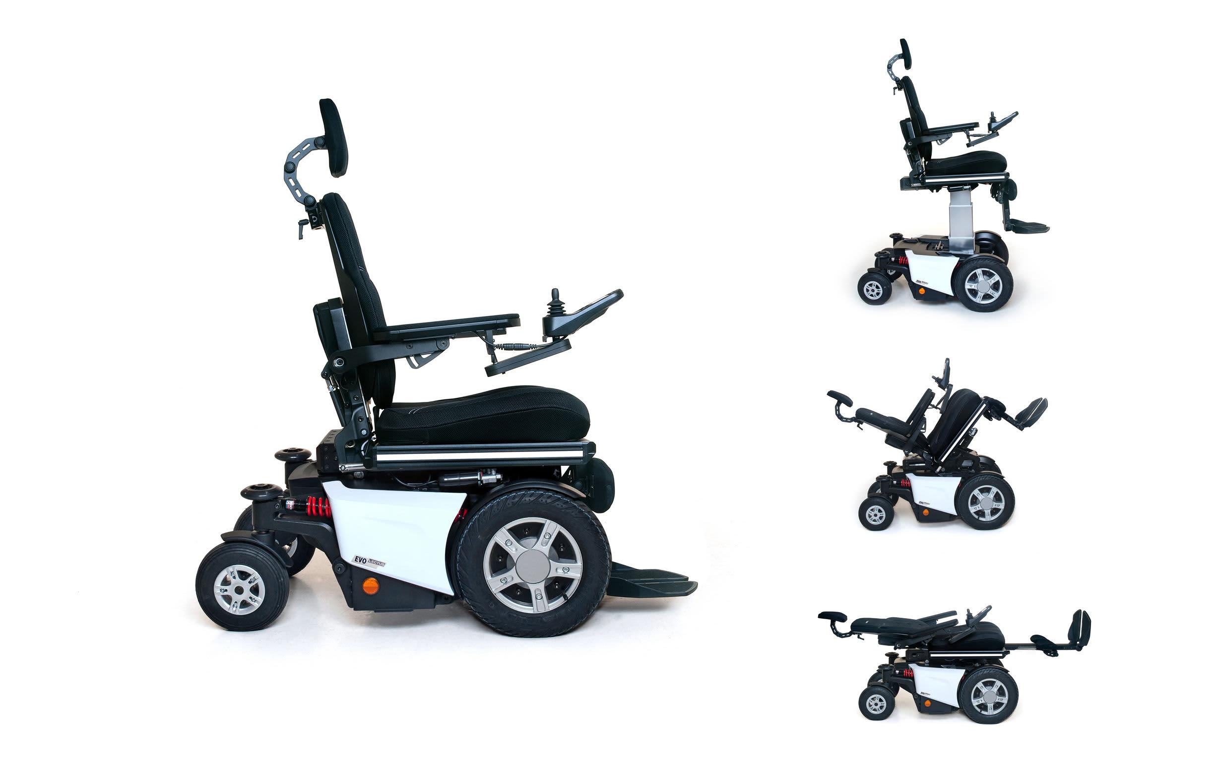 Muscular Dystrophy Wheelchair