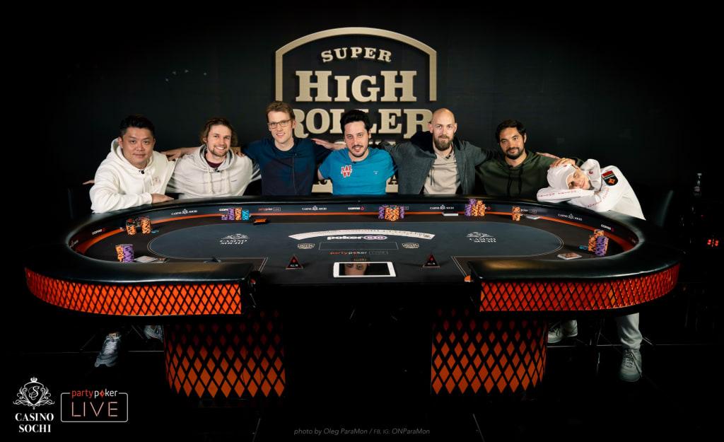 онлайн трансляция покер сочи