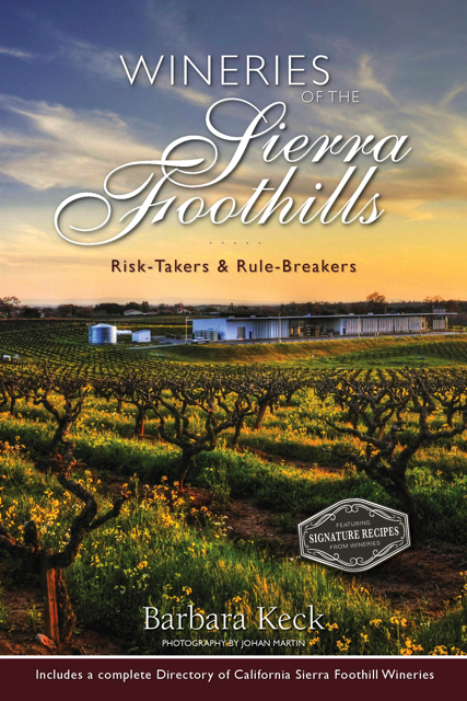 Wineries of the Sierra Foothills
