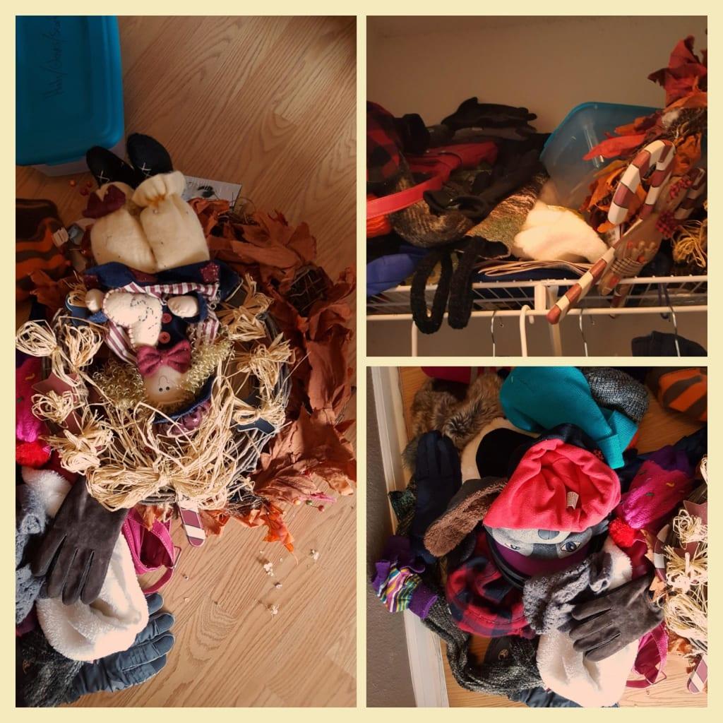 My Closet Mess