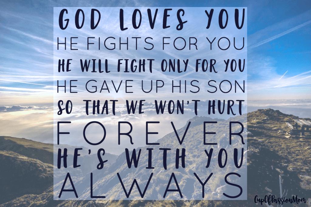 God Loves you-2016