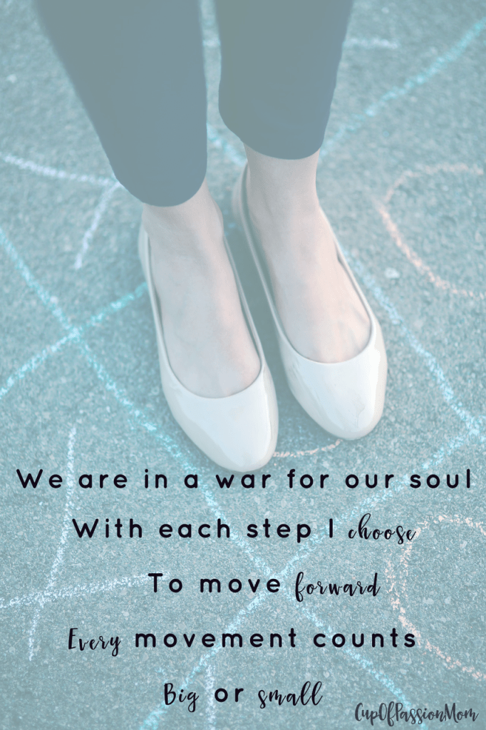 war for soul quote