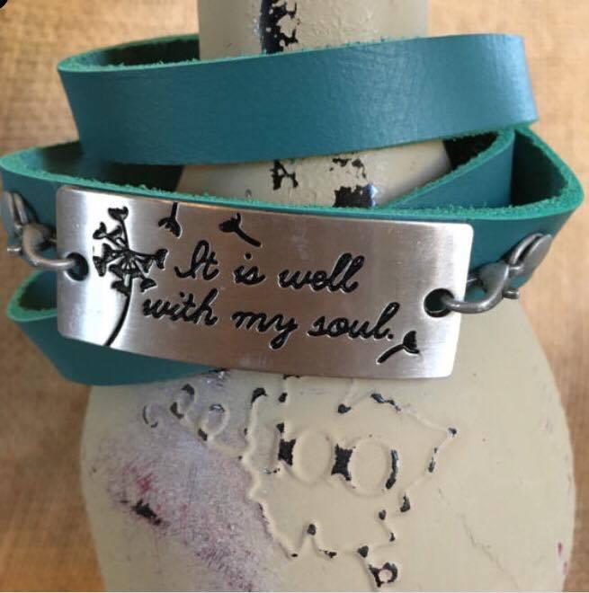 Etsy Christian Bracelets