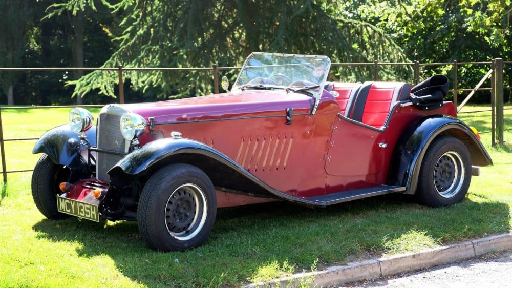 J C Midge Kit Car Vitesse Based