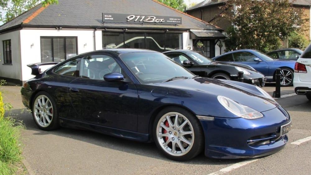 Porsche 911 996 Carrera GT3