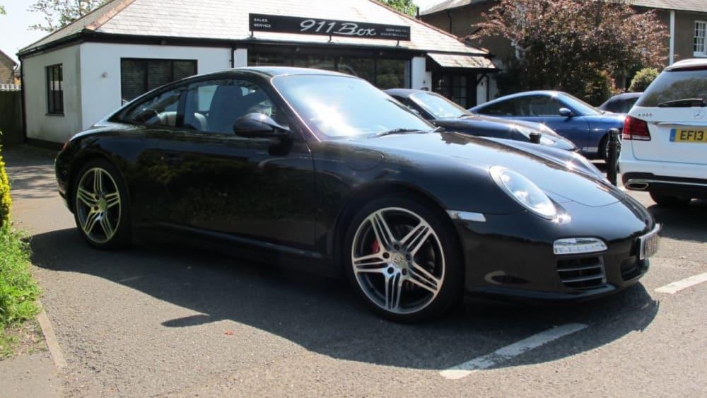 Porsche 911 997.2 Carrera 4