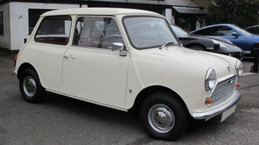 Austin Mini Mk III Saloon