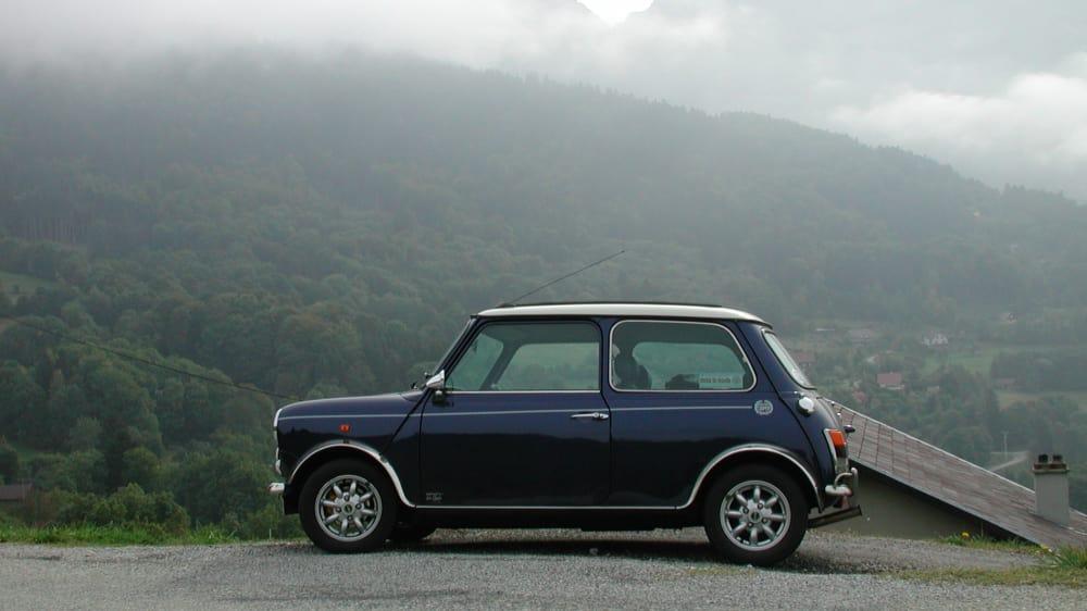 Austin Mini Mk IV Saloon
