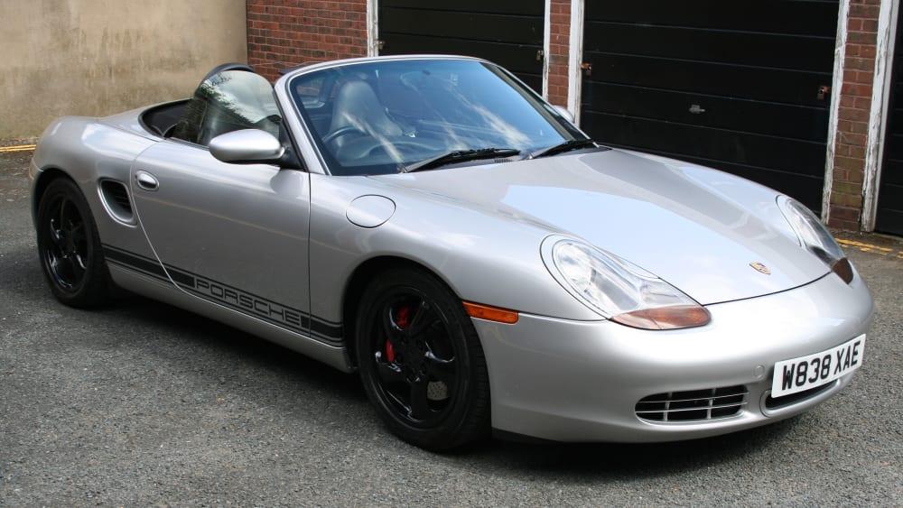 Porsche Boxster 986 3.2