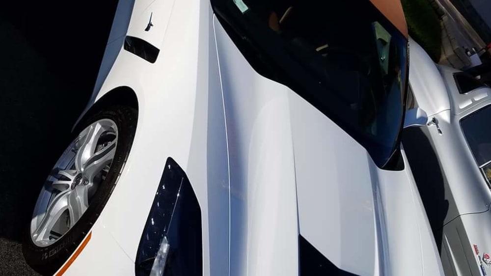 Chevrolet Corvette C7 Convertible