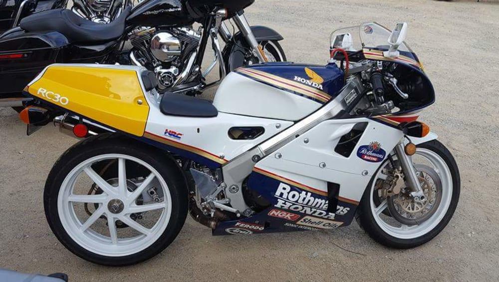 Honda / Acura RC30 1990