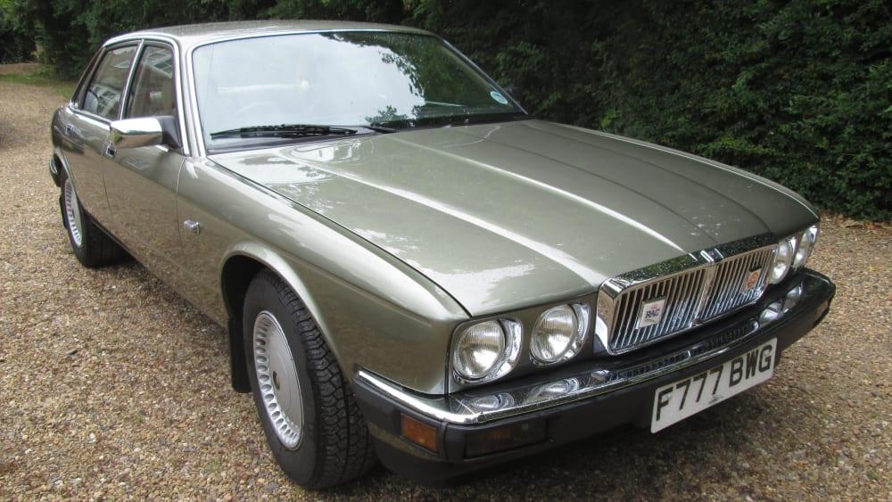 Jaguar XJ XJ6 Saloon