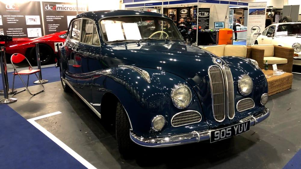 BMW 501-2-3-7 502
