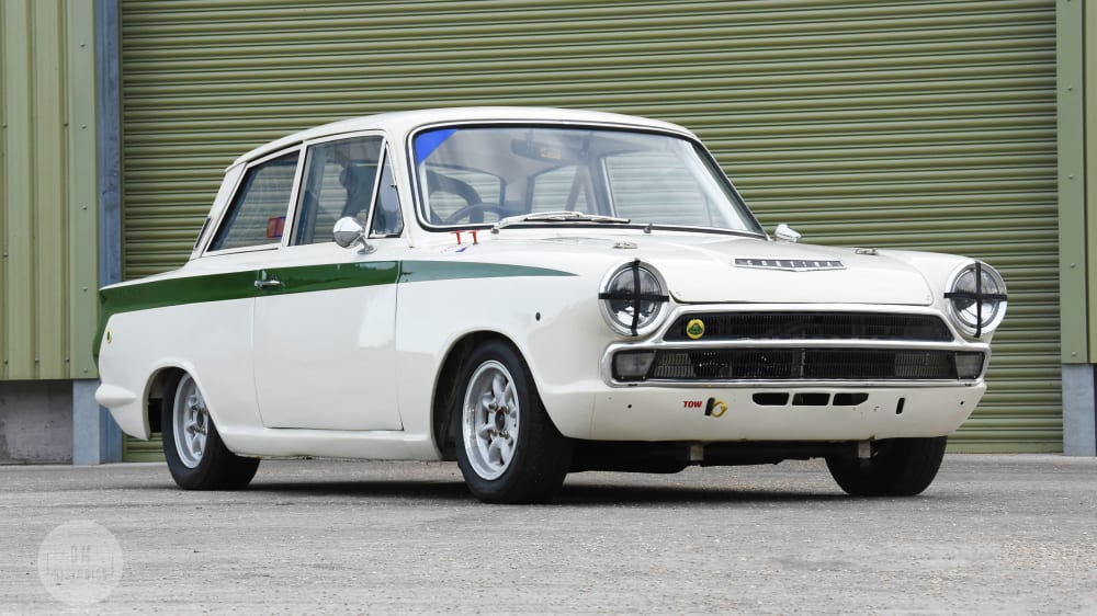Ford Cortina Lotus Cortina