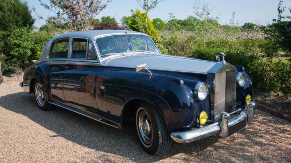 Rolls-Royce Silver Cloud Mk I Saloon