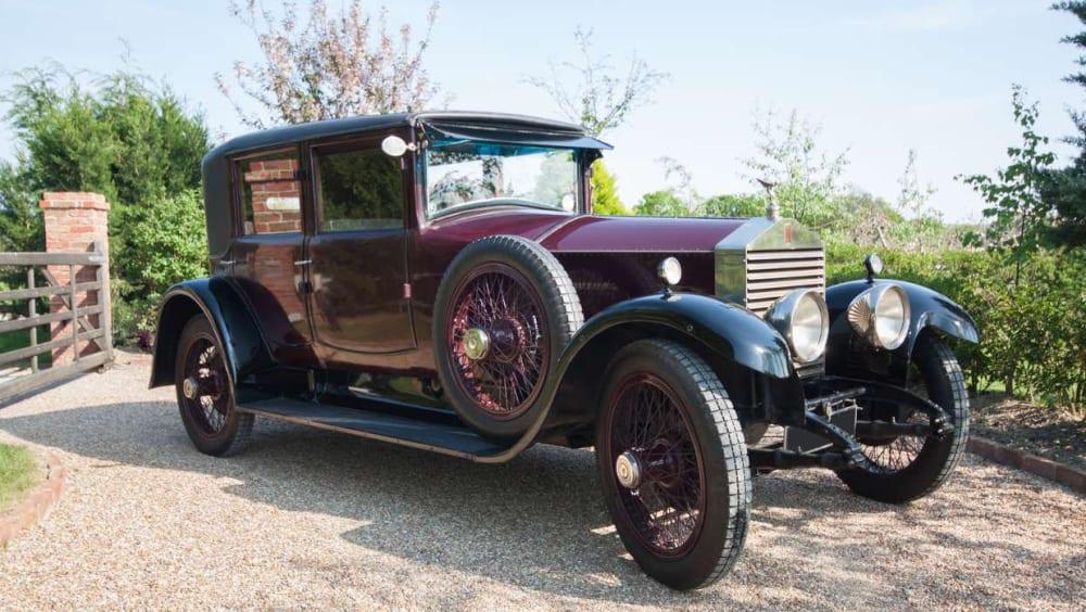 Rolls-Royce Galle 20HP 3.5 Litre