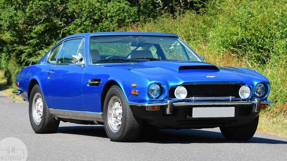 Aston Martin V8 Vantage Series 3
