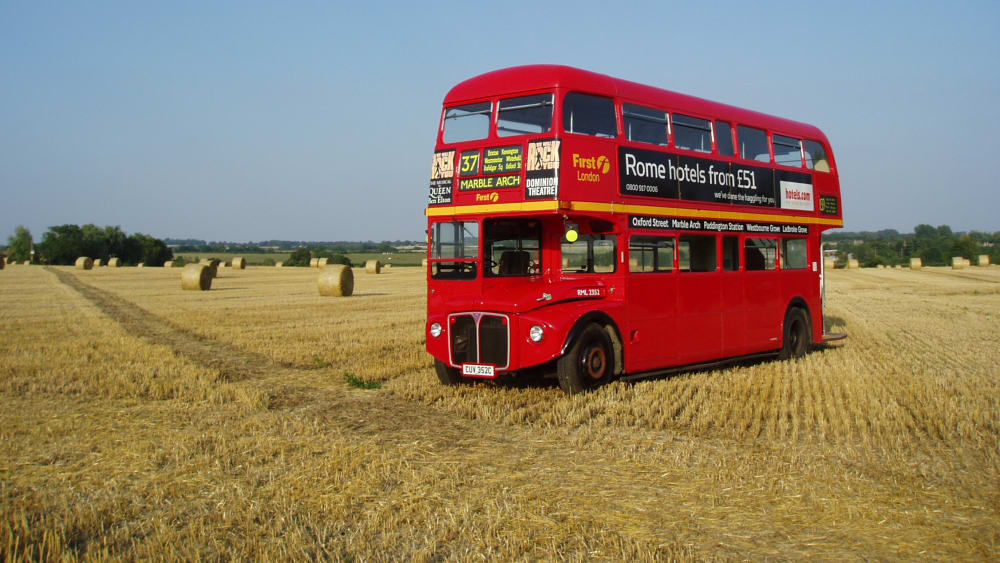 AEC Routemaster RML
