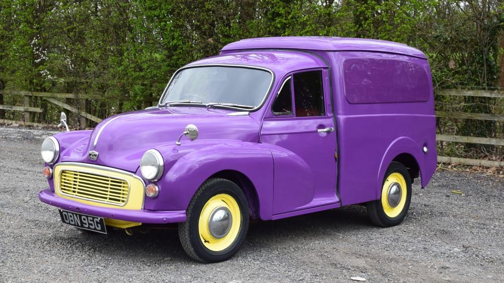 Austin 6 cwt Van