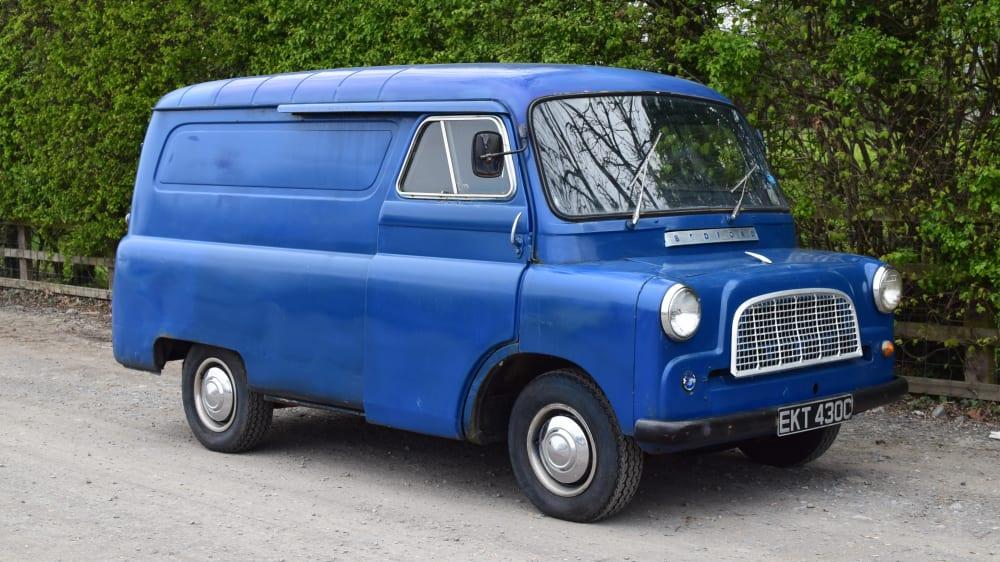Bedford CA S Van
