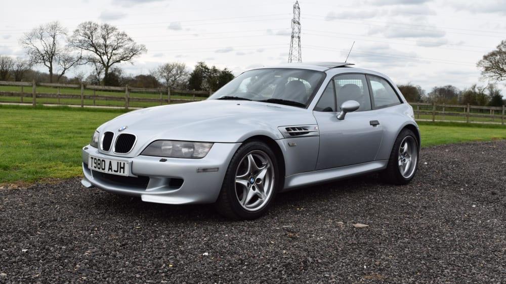 BMW Z3 Z3M Coupe