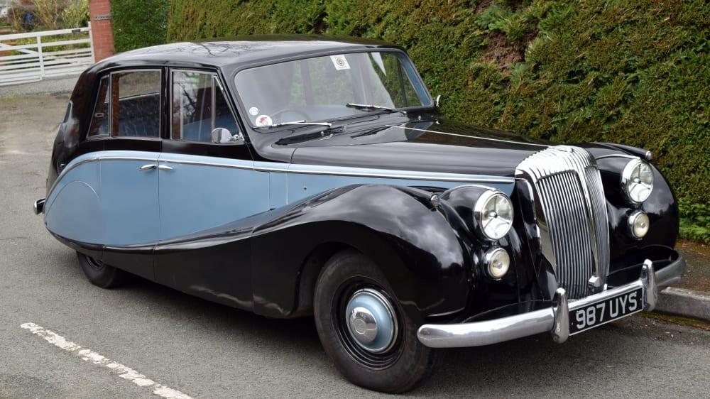 Daimler Empress MkII 4dr Saloon