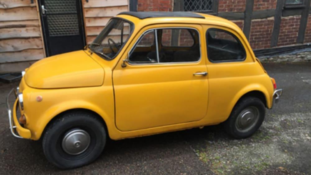 Fiat 500L 4dr Wagon