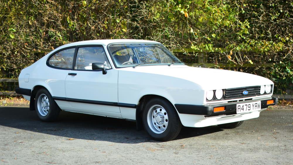Ford Capri MkIII 1.6 LS
