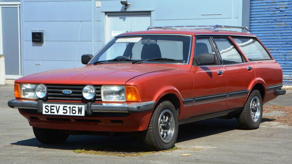 Ford Cortina MkV 2.0 GLS Estate