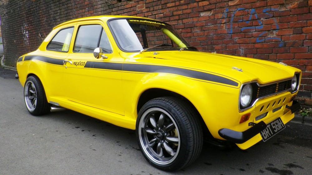 Ford Escort MkI 4x4 Turbo
