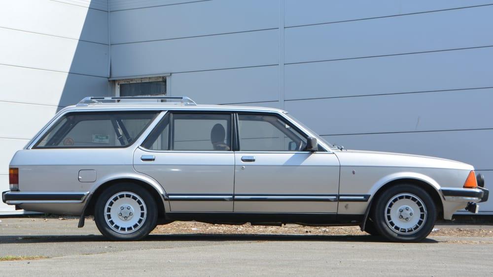 Ford Granada MkII 2.8 Ghia X Estate