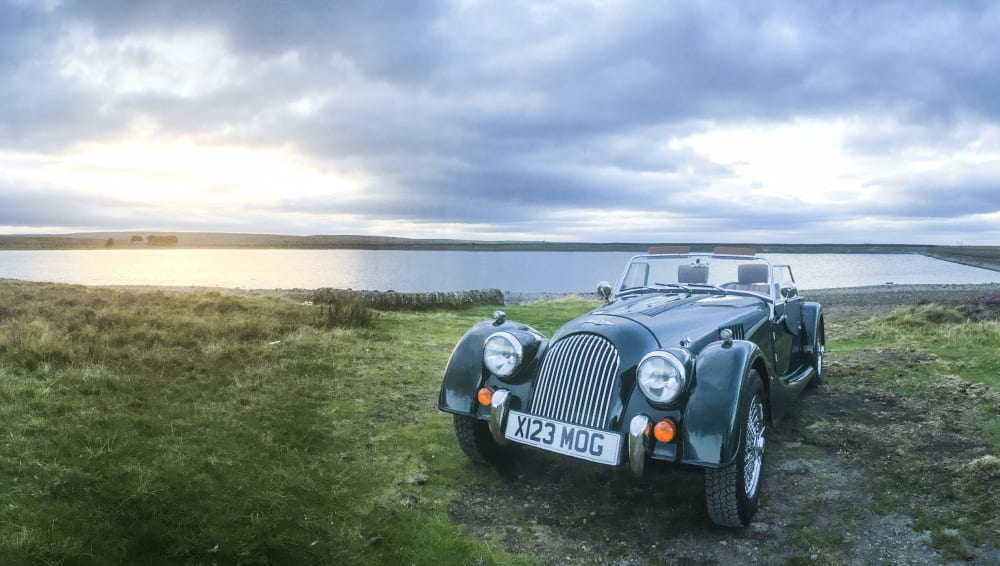 Morgan 4 Roadster