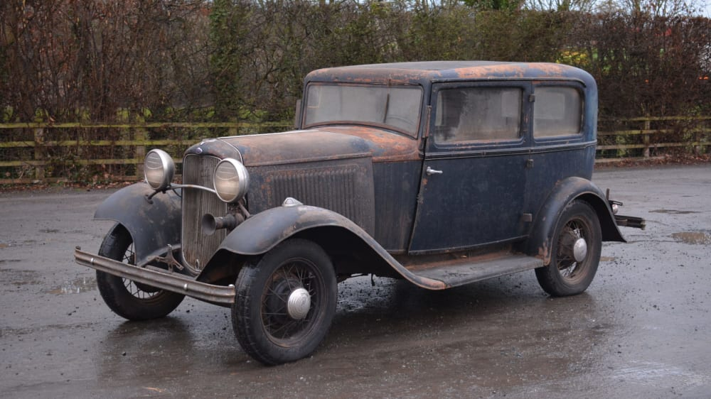 Ford Model B Tudor