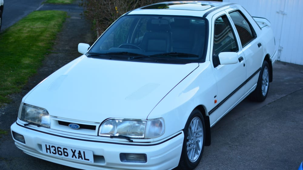 Ford Sierra RS Cosworth Sapphire