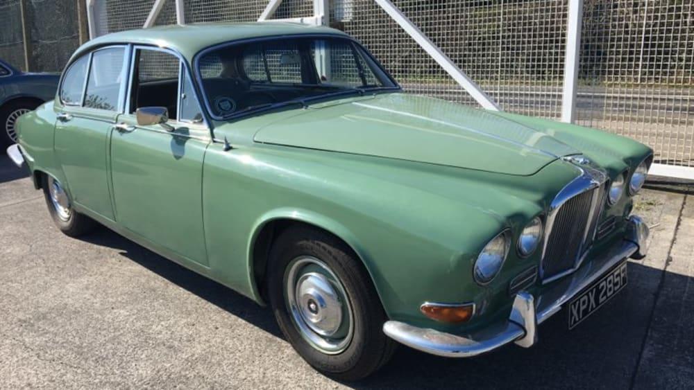 Jaguar 420 MOD