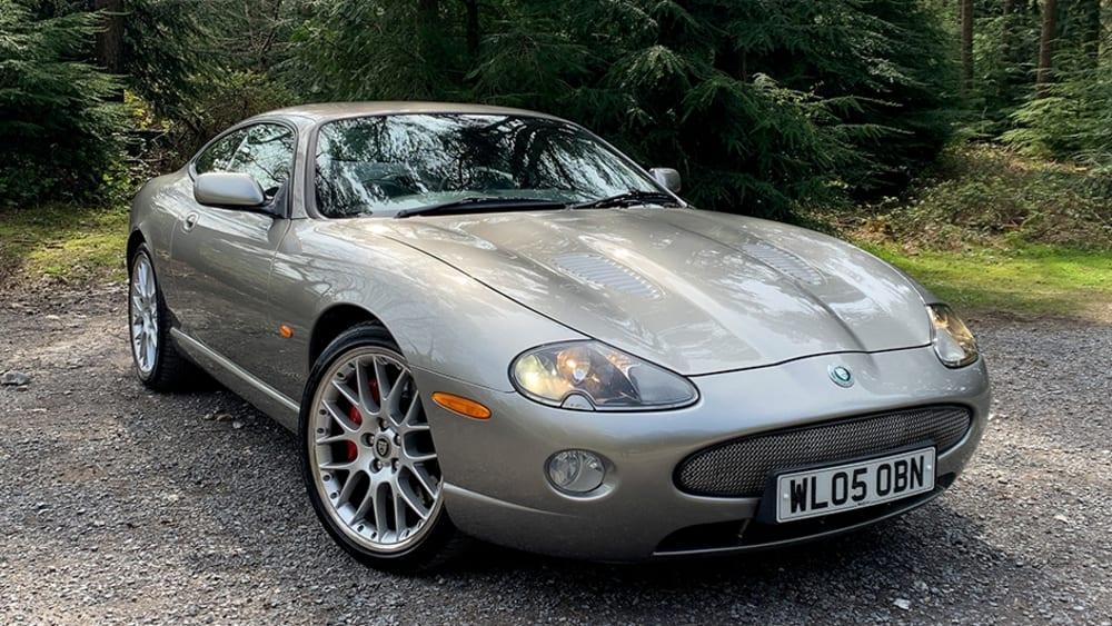 Jaguar Jaguar XKR S Coupe