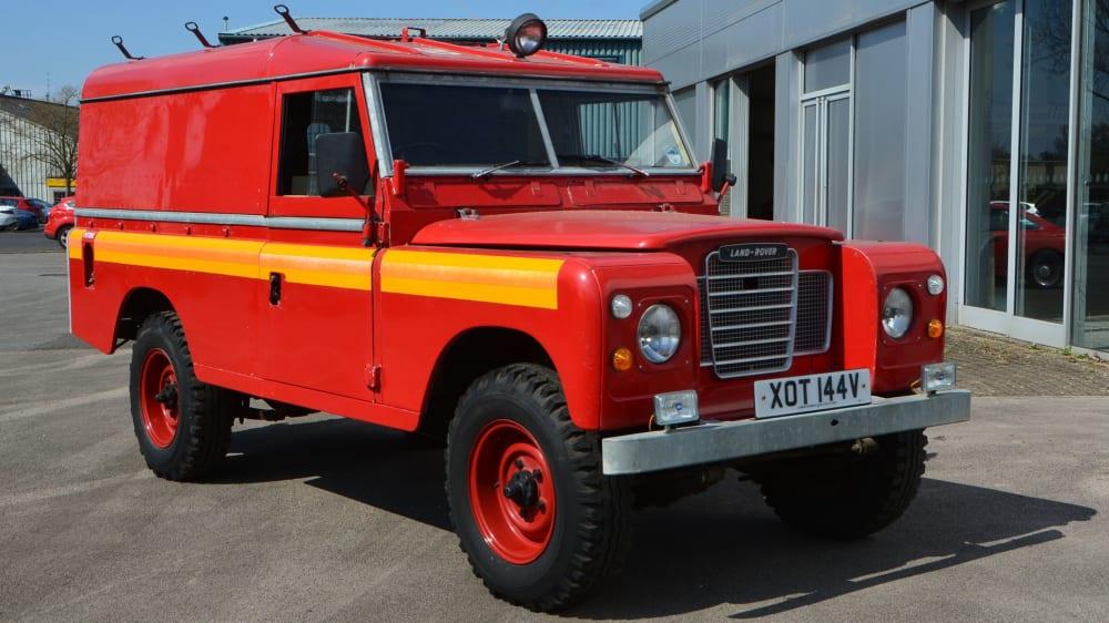 "Land Rover Series III 109"" Petrol"