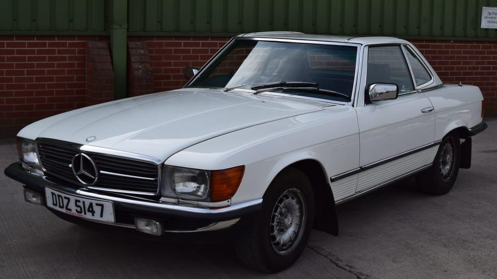 Mercedes-Benz 280 SL R107