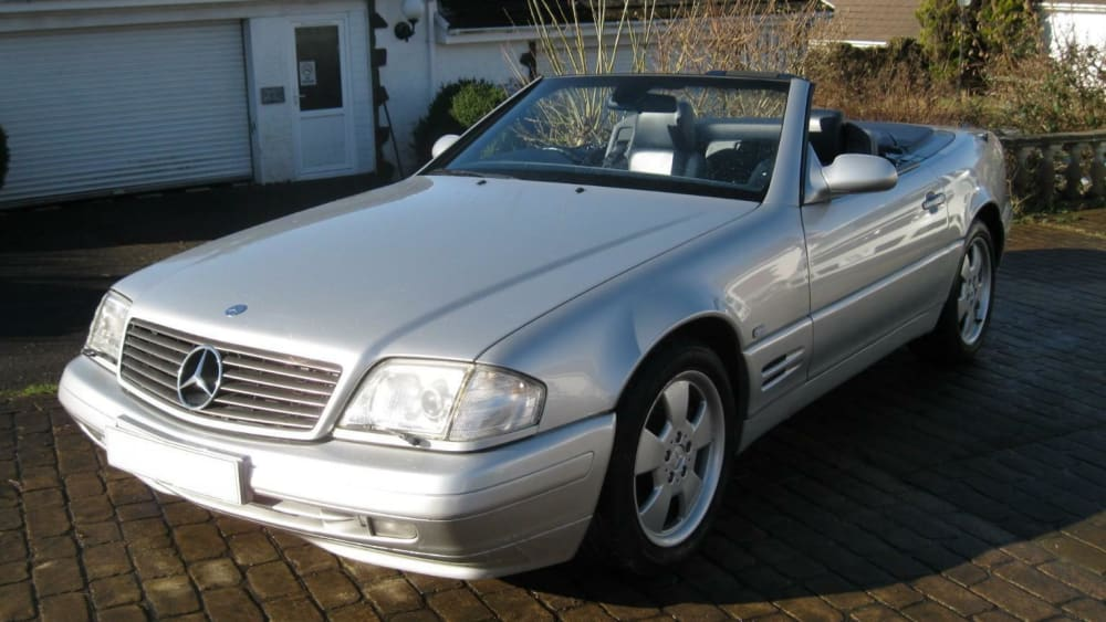 Mercedes-Benz SL320 R129