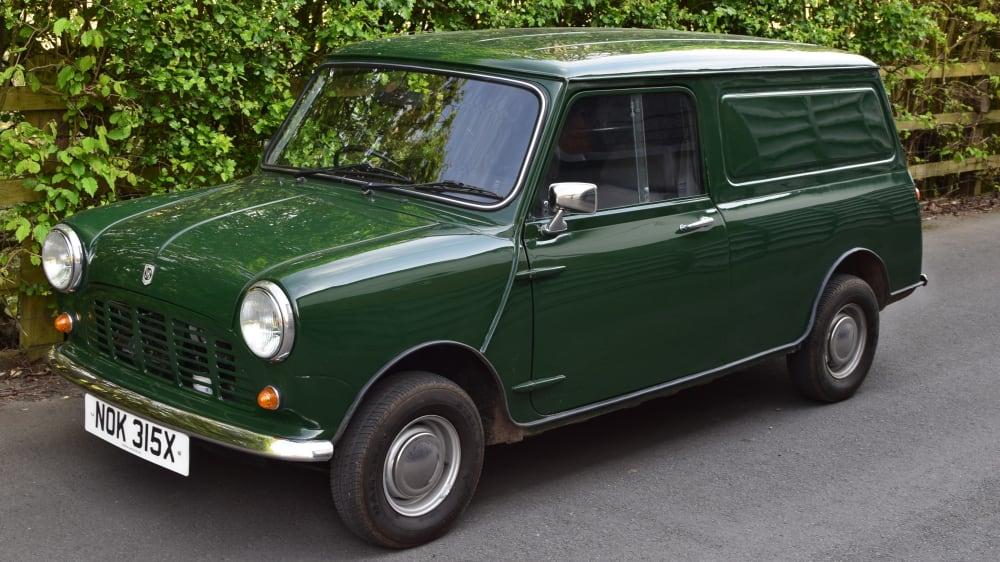 Mini (BMW) 95L