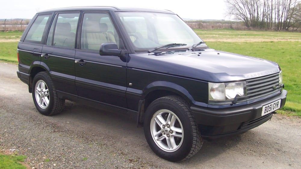 Range Rover 2.5 DHSE (P38)
