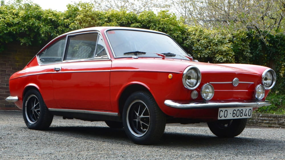 Seat 850 Lujo Coupe